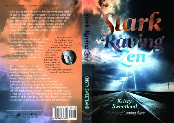First Reviews for Stark Raving Zen!